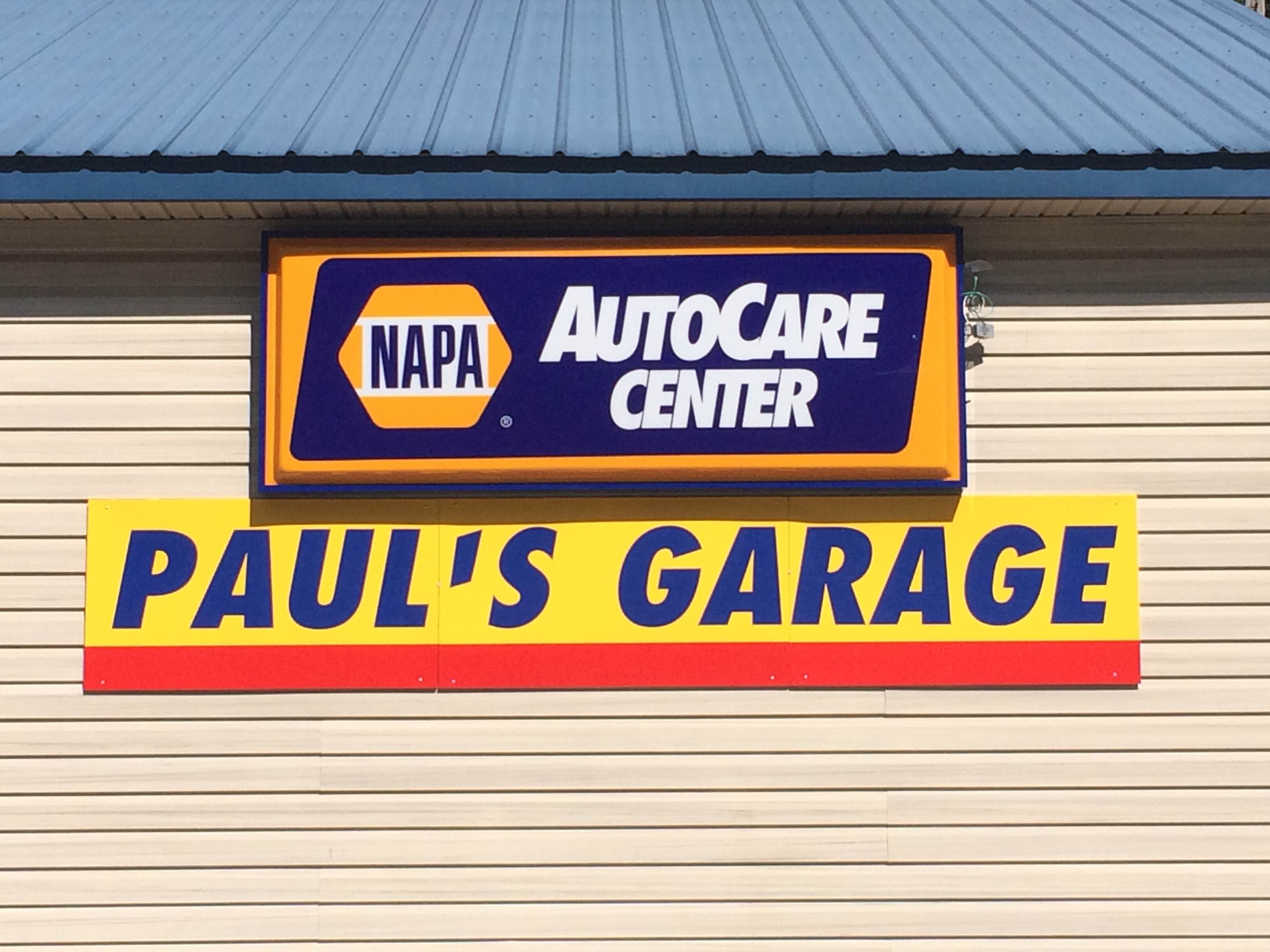 Auto service auto repair in south point paul 39 s garage for Garage point s oyonnax